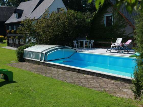Apartmentpension Vysoká Lípa - Pool