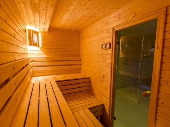 "Pension ""Balnika"" - Sauna"