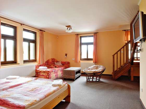 "Pension ""Arosa"" - Zimmer"