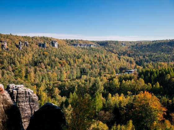 Multiactivity holidays in Bohemian Switzerland National Park