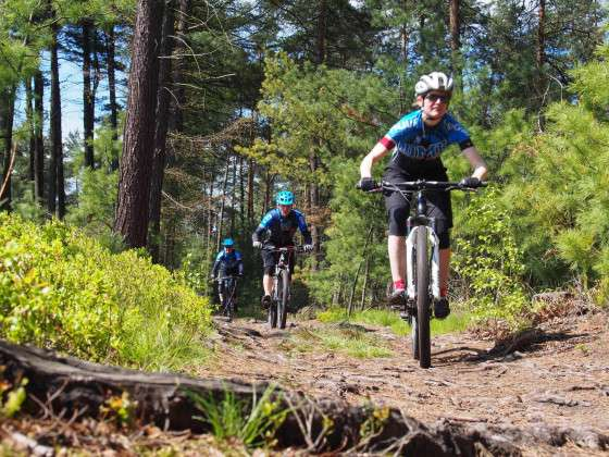 Mountain bike holidays in Bohemian Switzerland National Park 5D/4N