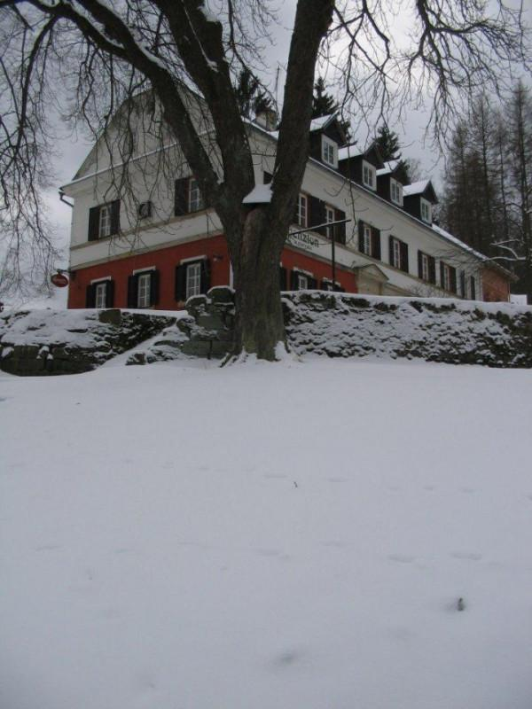 "Pension ""U Matyáše"" - im Winter"
