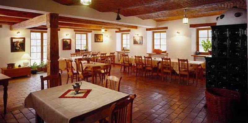 "Pension ""Na Stodolci"" - Restaurant"